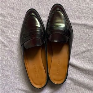 Everlane modern penny loafer mule